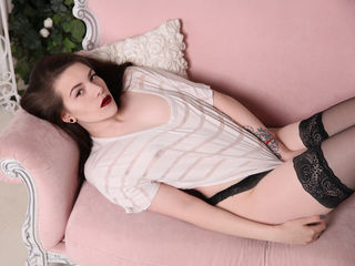 HilaryStark Marvellous Big Tits LIVE!-I m really good when