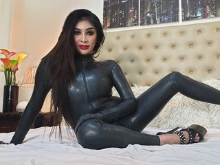 My MyTrannycams Name Is GODDESsSHEMALeXX, I'm A Sex Webcam Provocative She-male