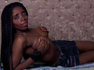 EbonyKayla Addicted live porn-in a few word i am