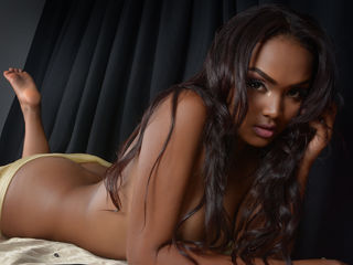 DelicioussAngel Sexy Girls-My body is black and