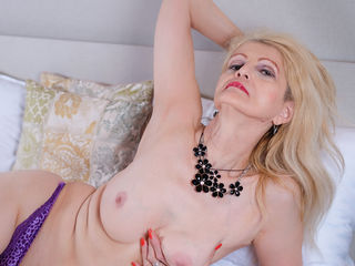 MatureCecilia Sex-My show is all about