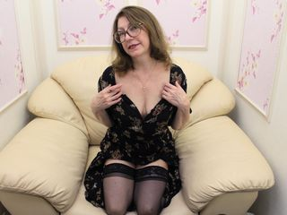 AliseWoodX Marvellous Big Tits LIVE!-The carnal desire I