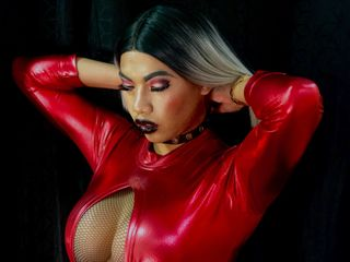 image of tranny cam model xGODofSELFSVCK
