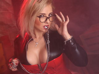 Webcam model VixenMILF from Jasmin