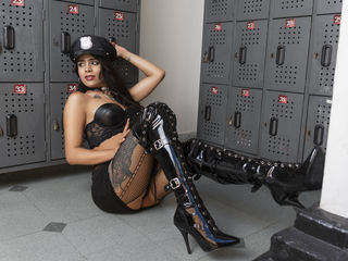 image of tranny cam model LALALINDAts