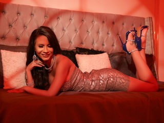 Webcam model LovelyCarolline from Web Night Cam