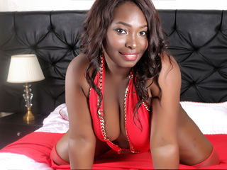 Webcam model DaliaHarris from Web Night Cam