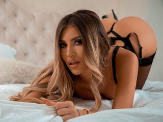 Live cam hot girl EvellineClaire