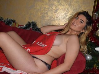 Webcam model KristinBlair from Web Night Cam