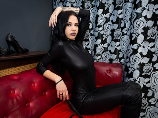 Webcam model GoddessHella from Web Night Cam