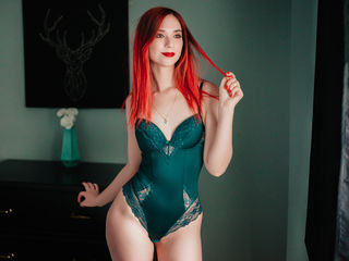 LillieFlames Sex-My fiery red hair is
