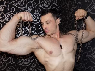 Master2worship Sex-I AM A MUSCLE MASTER
