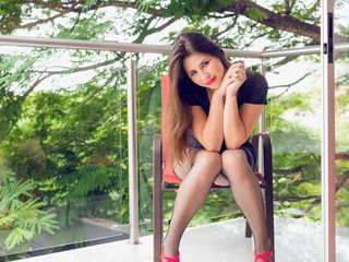MaraJones Jasmin Live-I am a girl with to
